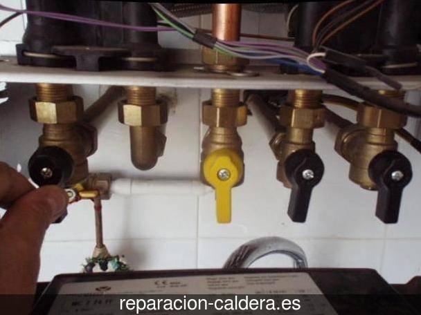 Reparación de calderas en Romanillos de Atienza