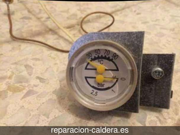 Reparación de calderas en Torrecampo