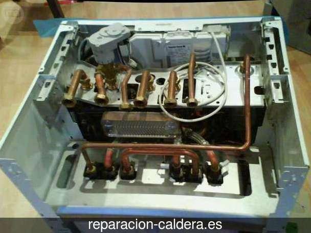 Reparación de calderas en Vera