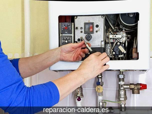 Reparación de calderas en Mocejón