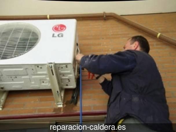 Reparación de calderas en Villar de los Navarros