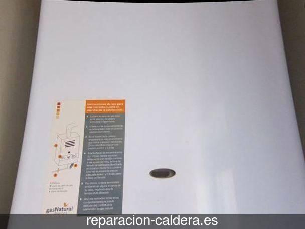 Reparación de calderas en Torreadrada