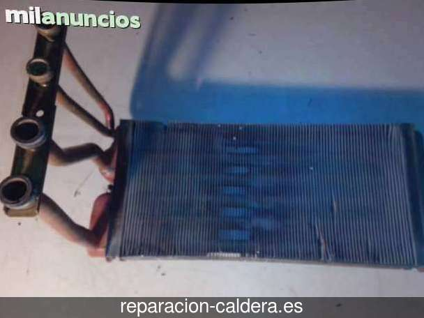 Reparación de calderas en Santiuste