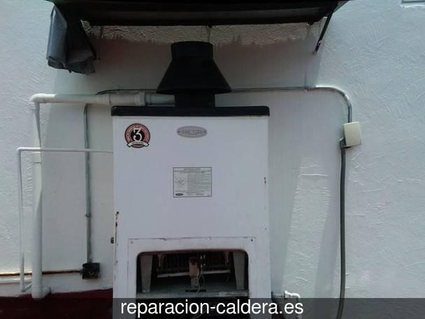 Reparación de calderas en Peñarrubia