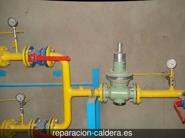 Reparación Calderas Saunier Duval en Urrácal