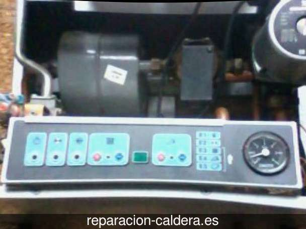 Reparación Calderas Saunier Duval Burguillos de Toledo