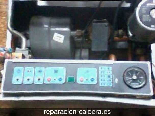 Reparación Calderas Saunier Duval en Santa Bárbara de Casa