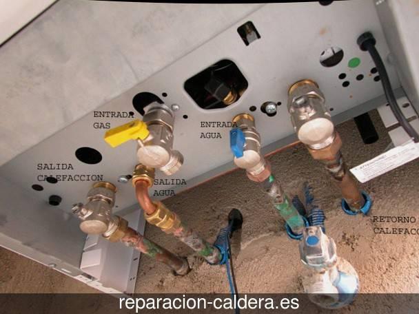 Reparación Calderas Saunier Duval en Peraleja