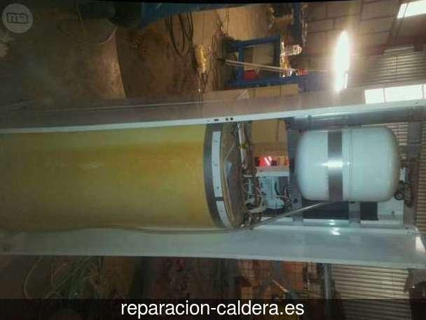 Reparación Calderas Saunier Duval en Estépar