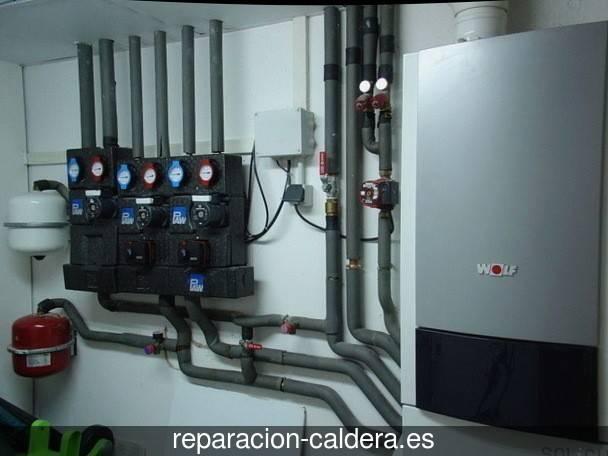 Reparación Calderas Saunier Duval en Santa Ana la Real