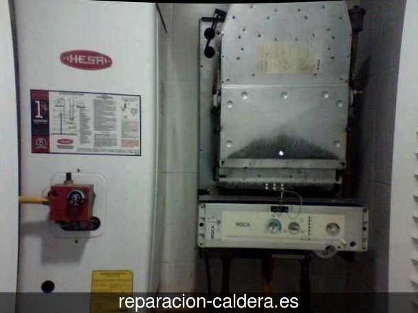 Reparación Calderas Saunier Duval Quiroga