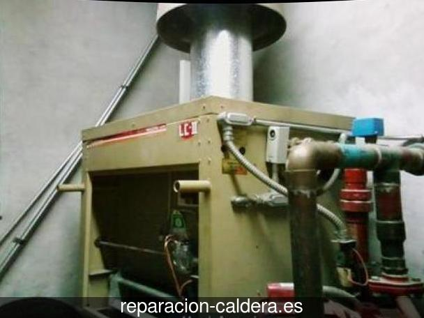 Reparación Calderas Saunier Duval Valverde de Leganés