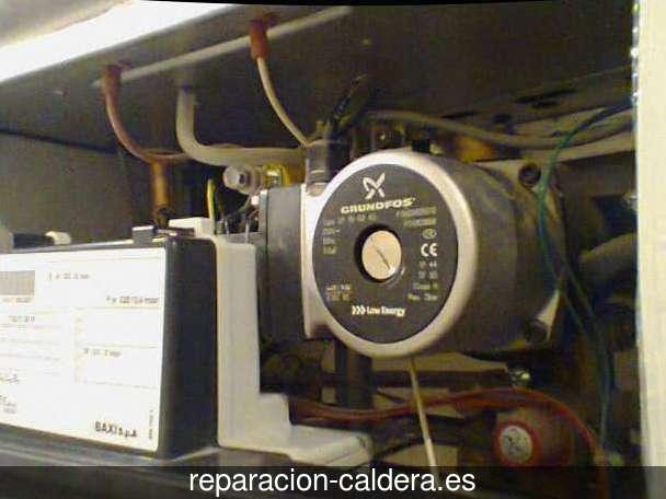 Reparación Calderas Saunier Duval en Lumbreras
