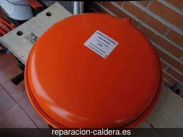 Reparación Calderas Saunier Duval en Gaibiel