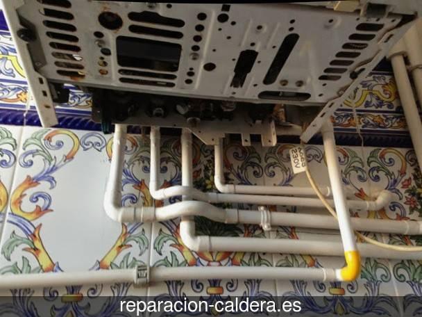 Reparación calderas Roca Villanueva de Gállego