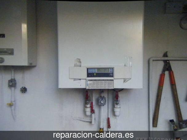Reparar calderas de gas Nava del Barco