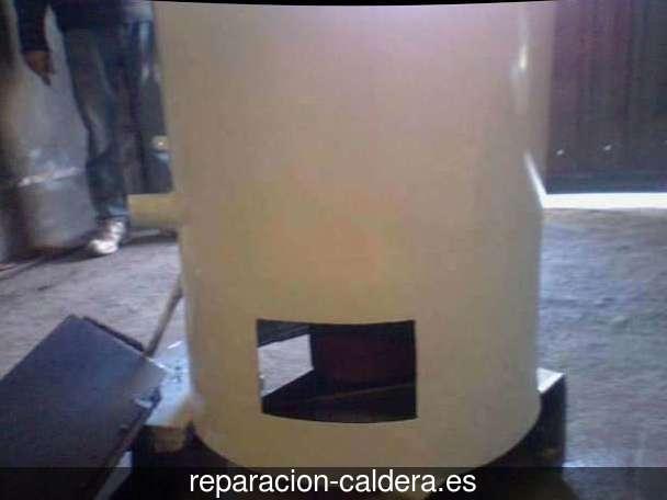 Reparación calderas de gas Villamartín
