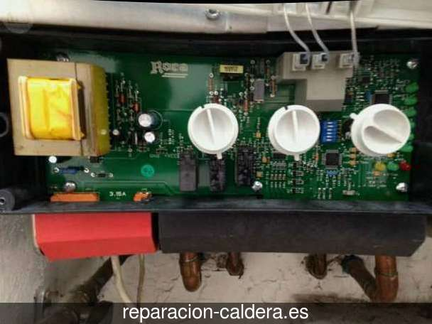 Reparación calderas de gas Corcos