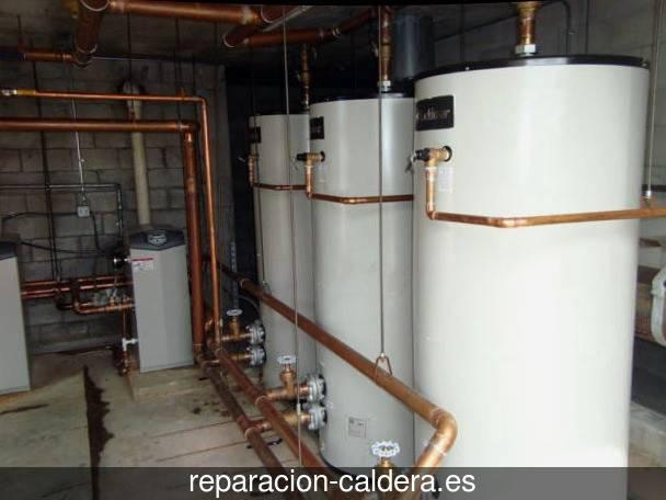 Reparación calderas de gas Oropesa