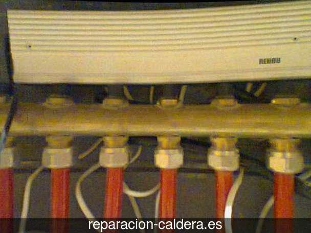 Reparación calderas de gas en Brahojos de Medina