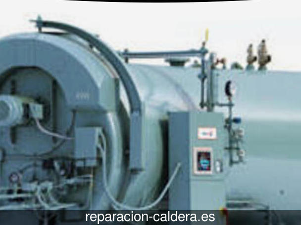Reparación calderas de gas en Rubite