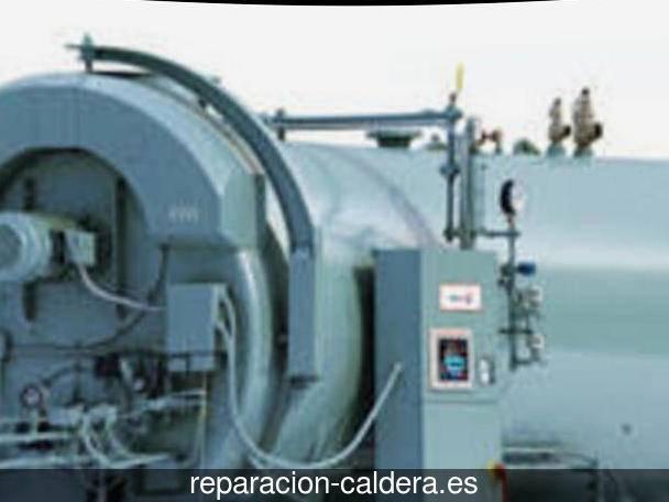 Reparación calderas de gas San Pedro Manrique