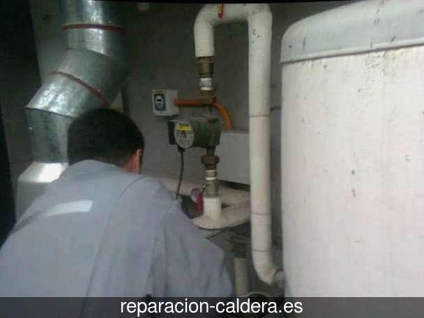 Reparación calderas de gas en Alpartir