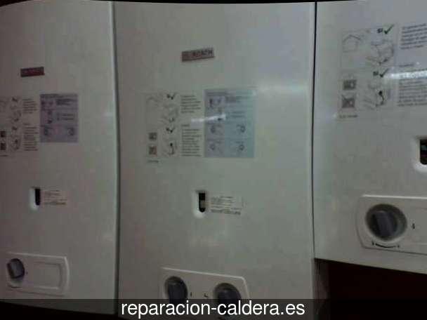 Reparar calderas de gas Castromonte