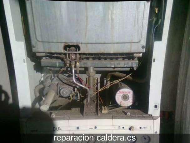 Reparación calderas de gas Quiroga