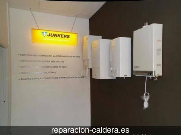 Reparar calderas de gas Cortijos