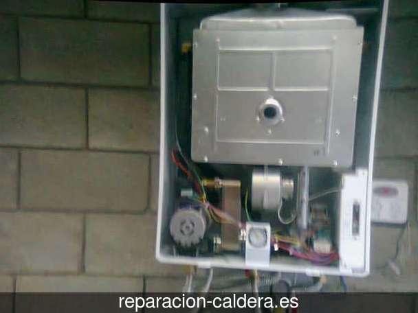 Reparación calderas de gas Castillejo-Sierra