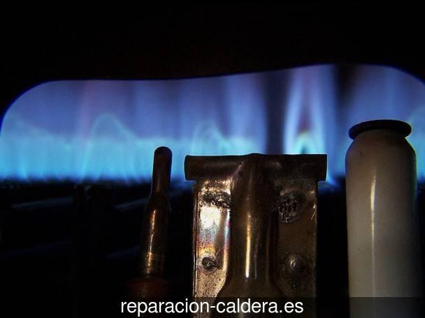 Reparación calderas de gas en Torrescárcela