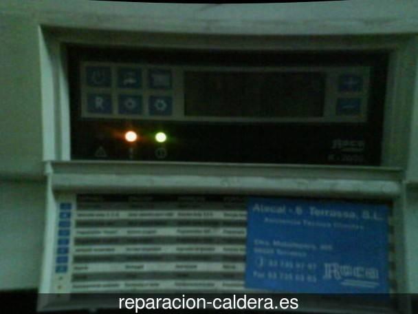Reparación calderas de gas en Lahiguera