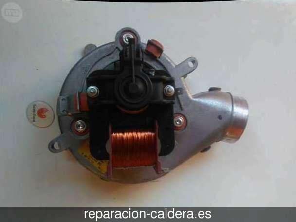 Reparación calderas de gas Fariza