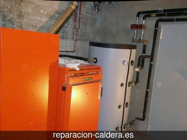 Reparar calderas de gas Alguazas