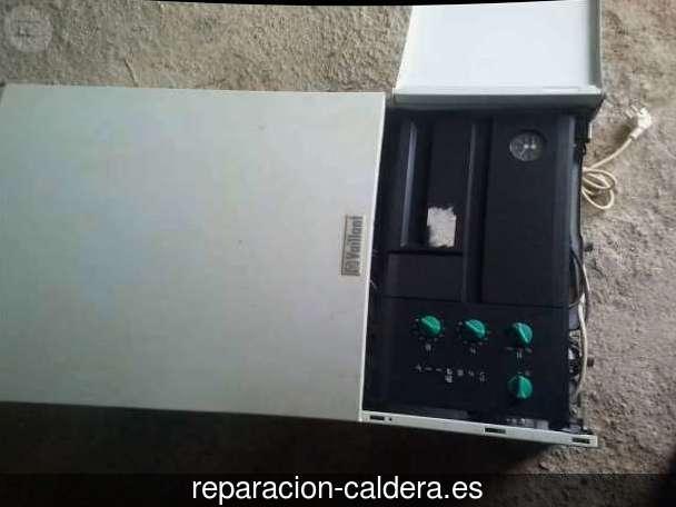 Reparación calderas de gas en Poveda