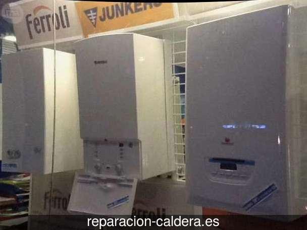 Reparar calderas de gas Guareña