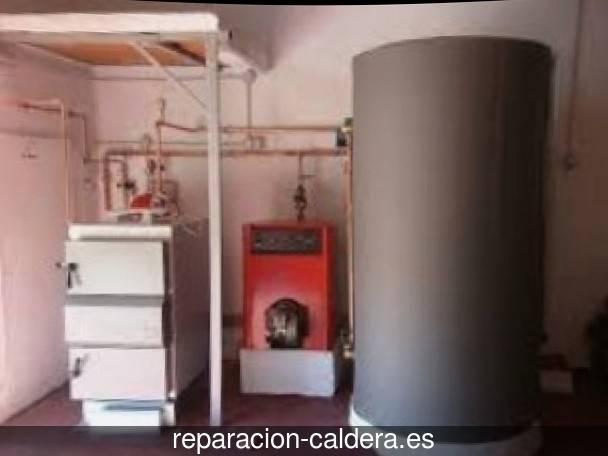 Reparación calderas de gas en Fuentes de Ebro