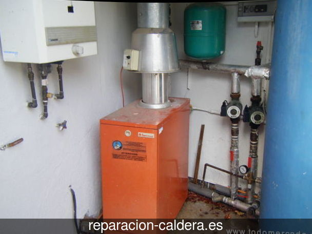 Reparar calderas de gas en Castrobol