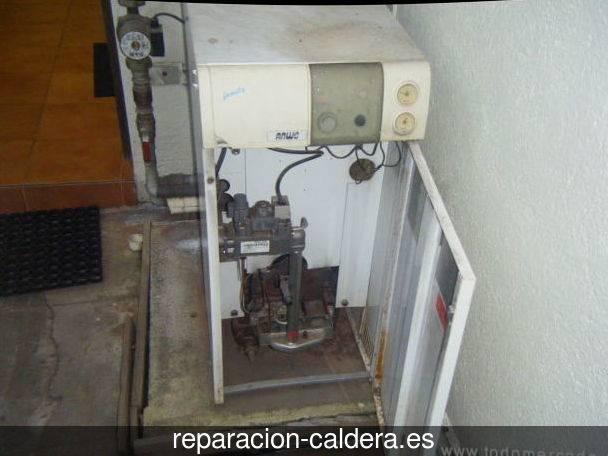 Reparación calderas de gas en Jete