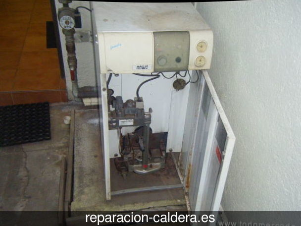Reparar calderas de gas Higuera de Llerena