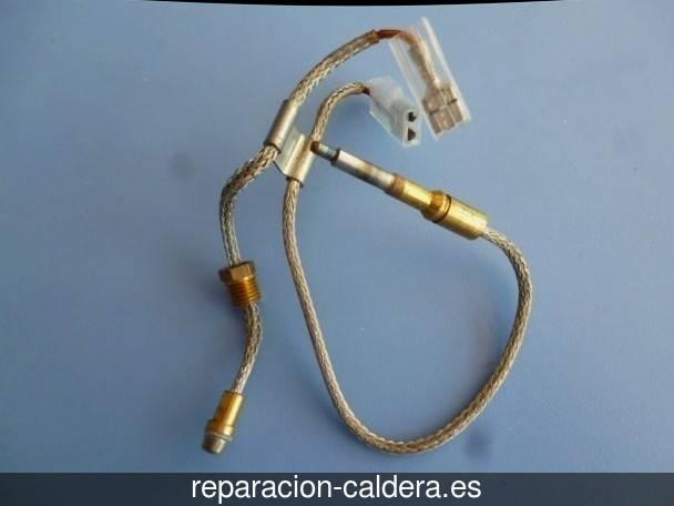 Reparación calderas junkers Paterna de Rivera