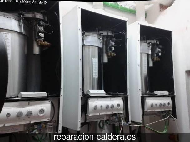 Reparar calderas junkers Cuerva