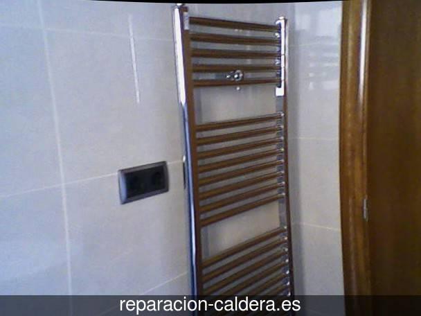 Reparación calderas junkers Regueras