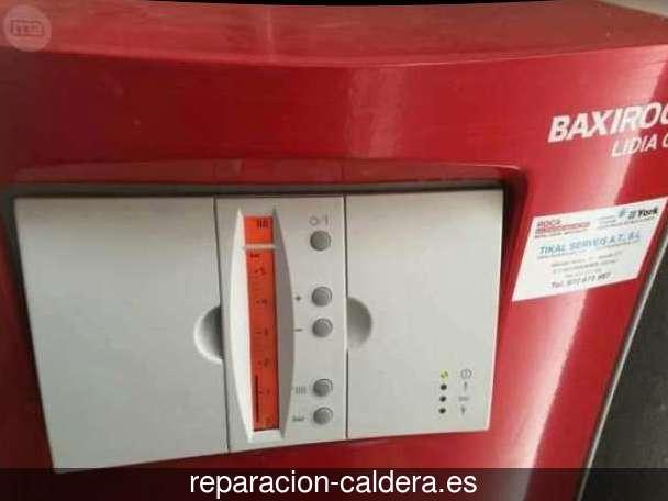 Reparación calderas junkers en Carrizosa