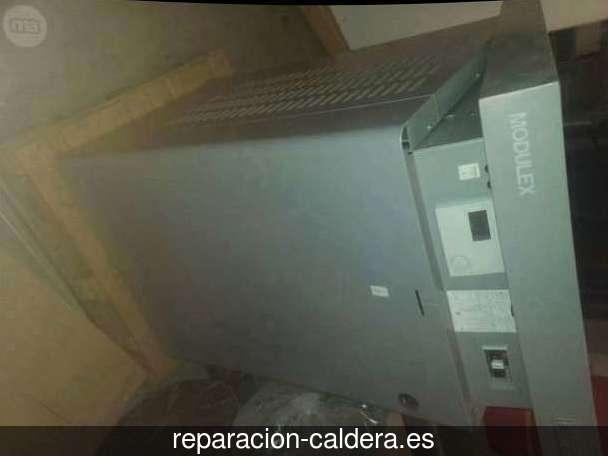 Reparación calderas junkers en Moncalvillo