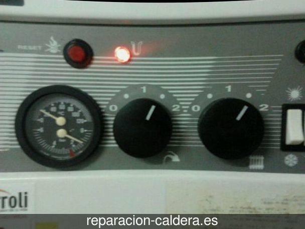 Reparar calderas junkers Barbadillo del Pez