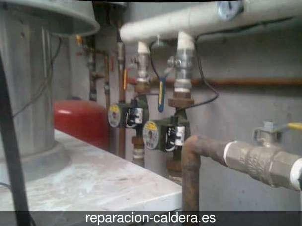 Reparar calderas junkers en Cimballa