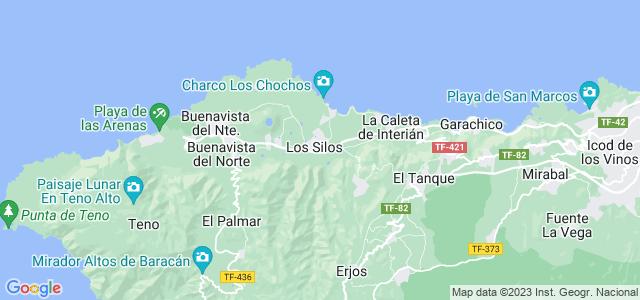 Mapa de Silos
