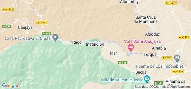Mapa de Instinción